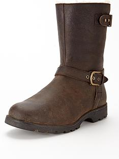ugg-australia-grandle-buckle-biker-boots