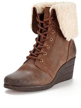 ugg-australia-zea-waterproof-wedge-cuff-boots