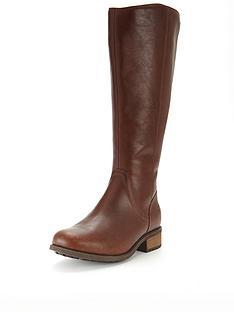 ugg-australia-seldon-leather-back-zip-knee-boots