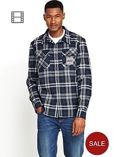 superdry-milled-flannel-chek-shirt