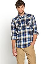 Mens Sawtooth Western Shirt