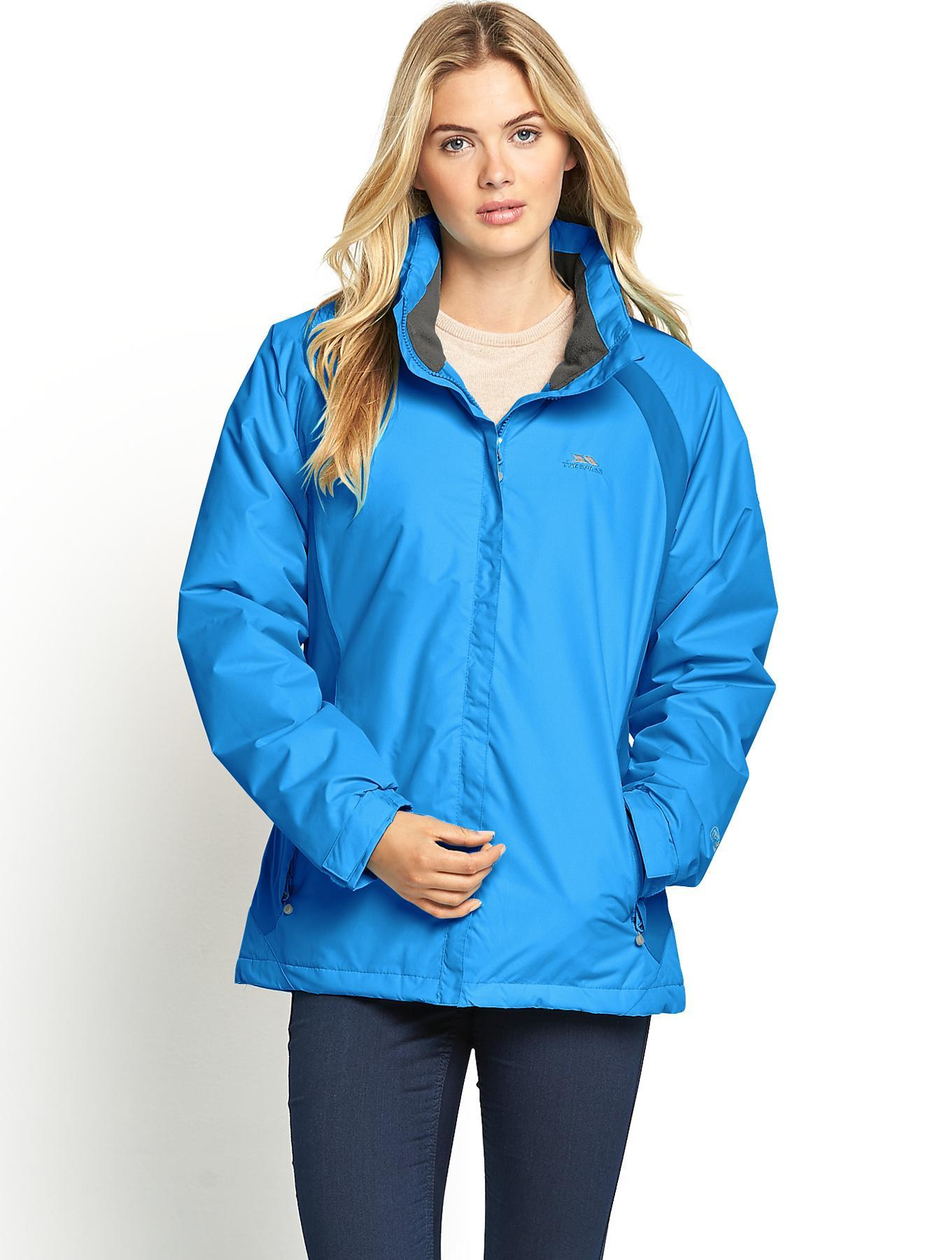 Kona Jacket - Blue, Blue