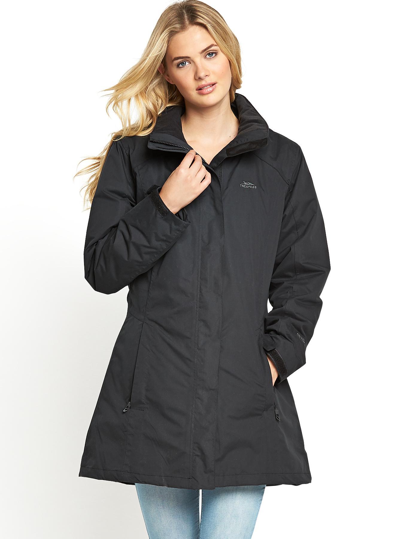 Alissa 3-in-1 Jacket, Black