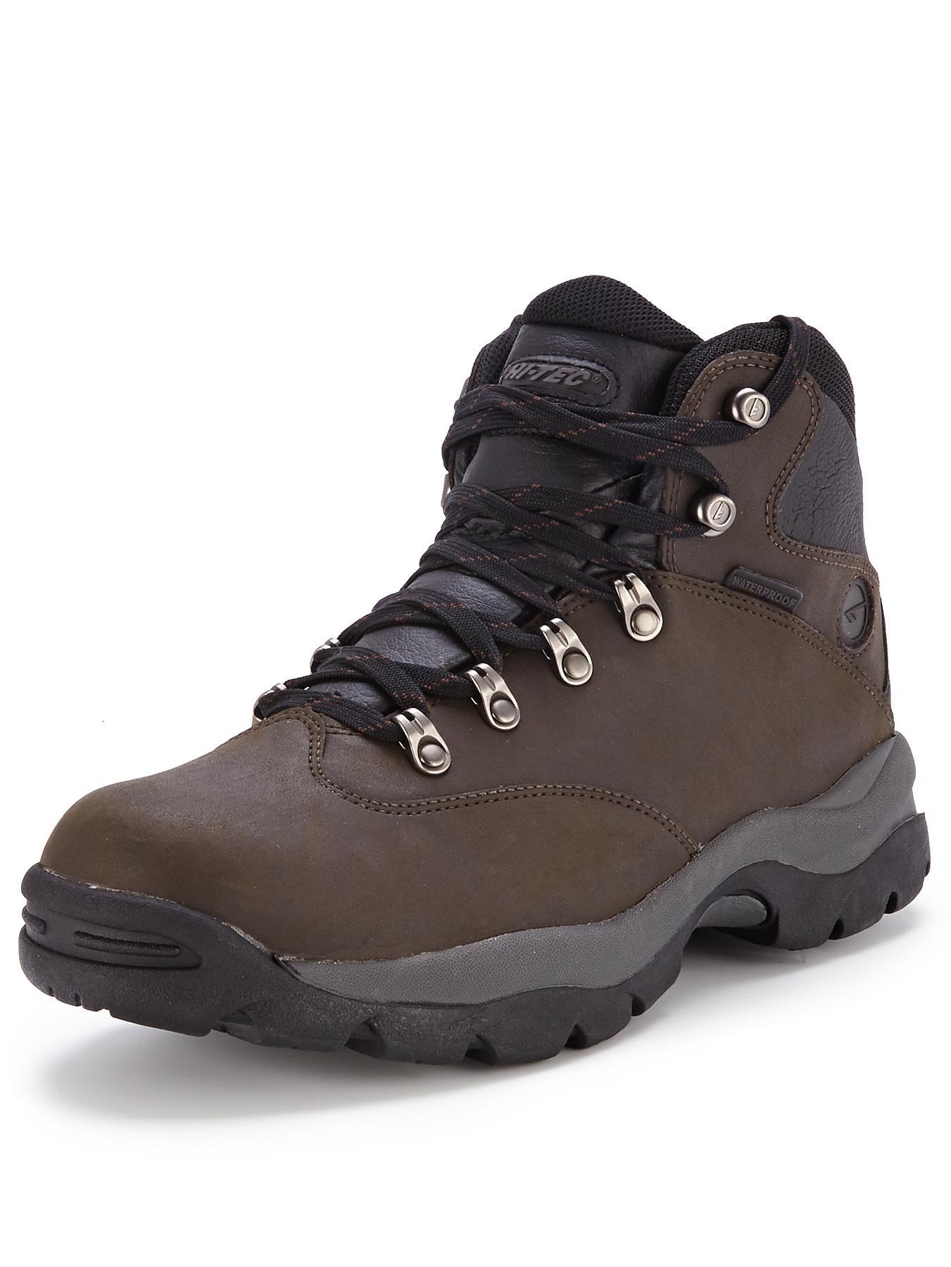 ottawa wp mens boots chocolate