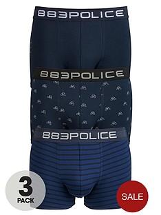 police-3pk-trunk