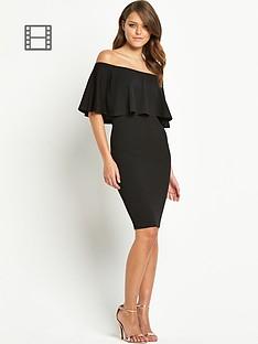 ax-paris-off-the-shoulder-dress
