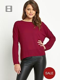 glamorous-skinny-sleeve-blouse