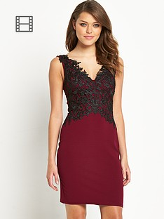 lipsy-2-in-1-lace-bodycon-dress