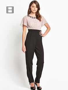 little-mistress-frill-sleeve-jumpsuit