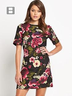 girls-on-film-floral-shift-dress