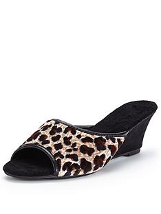 dunlop-open-toe-leopard-mule-wedge-slipp