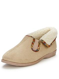 dunlop-shearling-edge-full-slippers-with-elasticated-panel