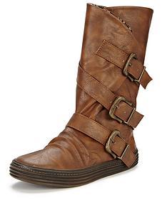 blowfish-olin-buckle-detail-calf-boot