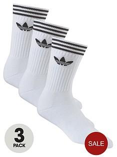 adidas-orginals-3pk-trefoil-logo-crew-so