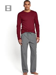 calvin-klein-jerseywoven-pyjama-set