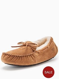ugg-australia-olsen-suede-slippers