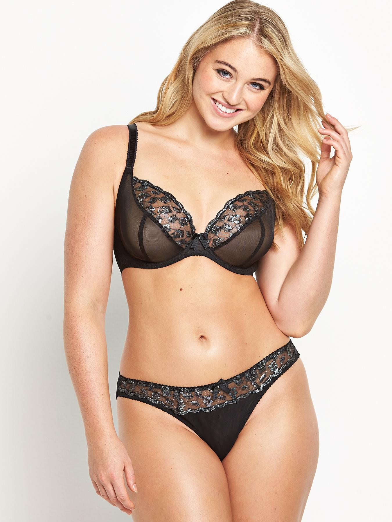 Dita Briefs, Black at Littlewoods