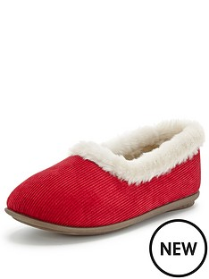 clarks-winona-frost-red-full-lined-slipp