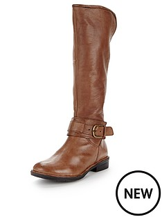 lotus-manson-leather-shearling-knee-boot