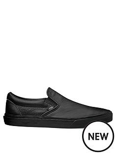 vans-classis-slip-on-leather