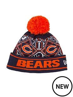 new-era-junior-chicago-bears-knitted-hat