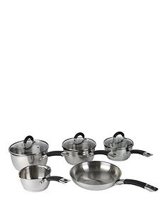 ready-steady-cook-5-piece-stainless-steel-bistro-pan-set