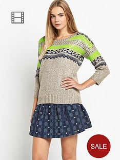 superdry-sequin-fair-isle-crew-sweater