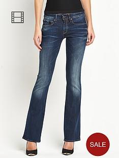 g-star-raw-3301-mid-bootleg-jeans-dark-aged