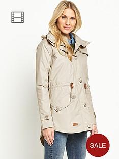 trespass-sundown-waterproof-jacket