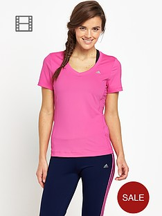 adidas-clima-essential-t-shirt-pink