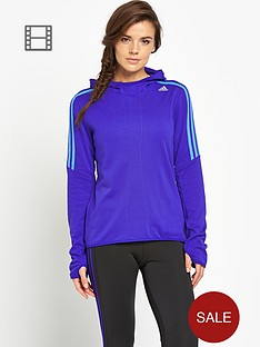 adidas-response-running-hooded-top
