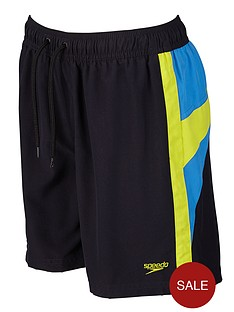 speedo-youth-boys-logo-yoke-splice-15-inch-water-shorts