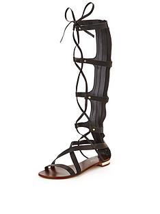 carvela-kiki-knee-high-gladiator-sandals