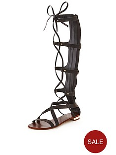 carvela-kiki-knee-high-gladiator-sandals