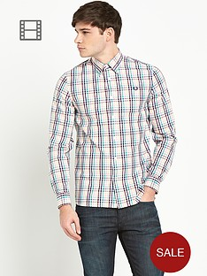 fred-perry-mens-long-sleeve-bold-check-shirt