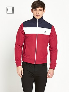 fred-perry-mens-colour-block-track-top