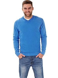 joe-browns-mens-v-neck-jumper
