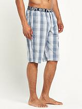 Mens Woven Bermuda Shorts