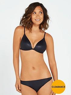 myleene-klass-neoprene-wet-look-bikini-set