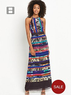 definitions-petite-printed-lace-detail-maxi-dress