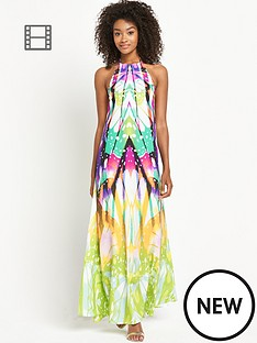 definitions-tall-halter-neck-printed-maxi-dress