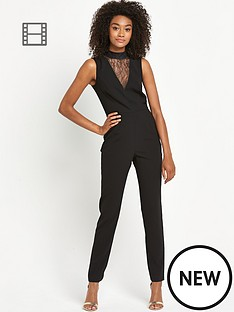 definitions-petite-lace-high-neck-jumpsuit