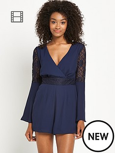 definitions-lace-insert-playsuit