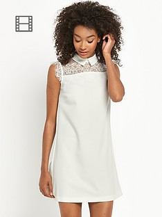 definitions-lace-yoke-tunic-dress-with-collar