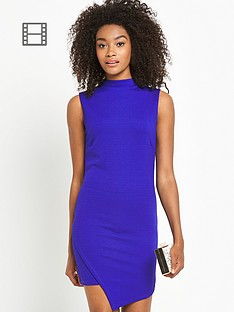 definitions-high-neck-wrap-dress