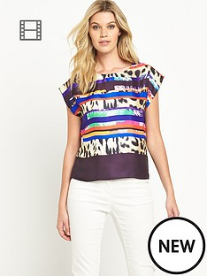 definitions-printed-boxy-top