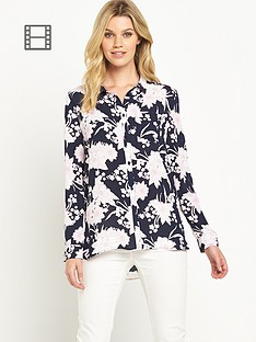 definitions-floral-utility-blouse
