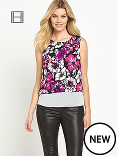 definitions-double-layered-sleeveless-top