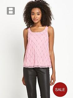 definitions-v-neck-embellished-vest