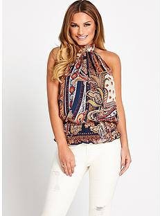 samantha-faiers-paisley-high-neck-top